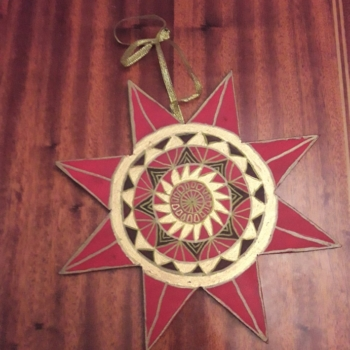 05-053-Лільо Дзвенислава. Різдвяна зірка
